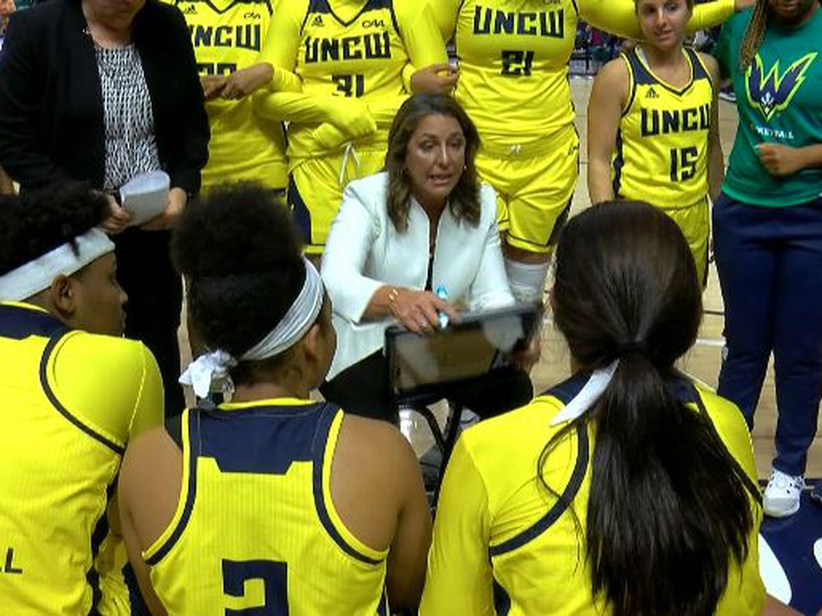 UNCW women hold off Mount Olive