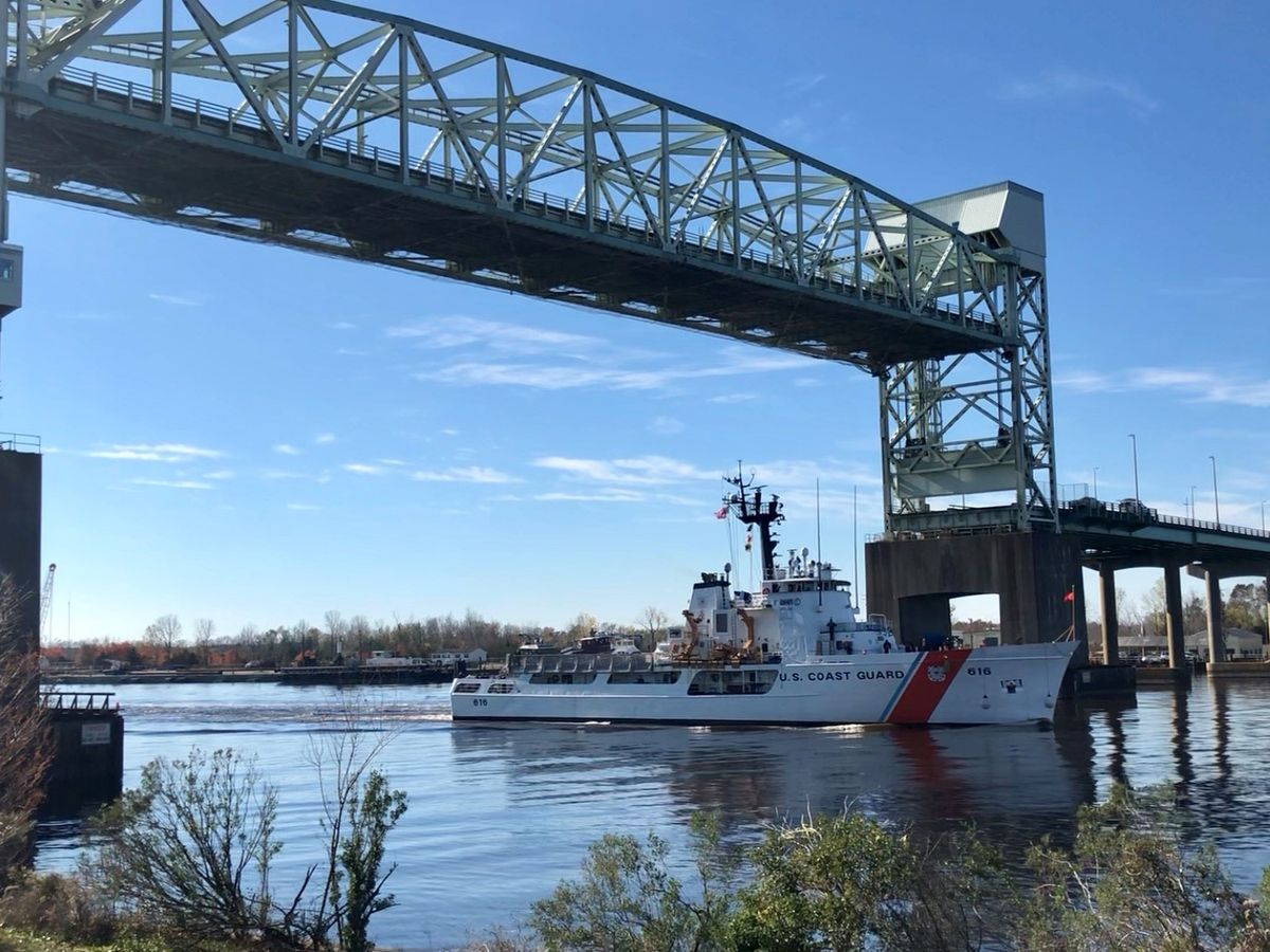 TRAFFIC ALERT: Cape Fear Memorial, Isabel Holmes bridges scheduled to open today