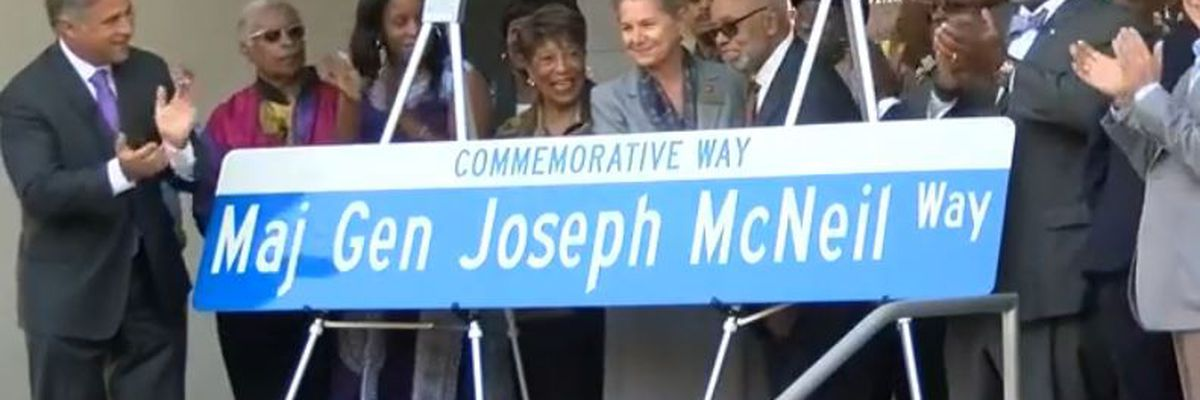 Wilmington proposes extending Maj. Gen. Joseph McNeil Commemorative Way