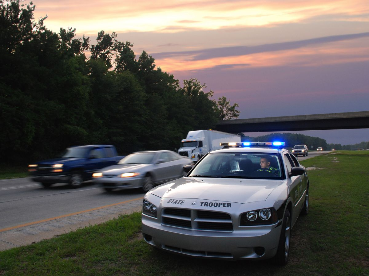 NC Highway Patrol to be out in full force during Thanksgiving holiday