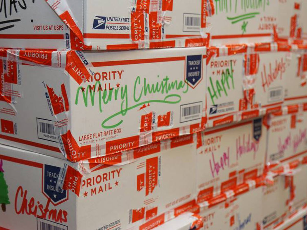 Here's how you can send Christmas boxes for N.C. troops overseas