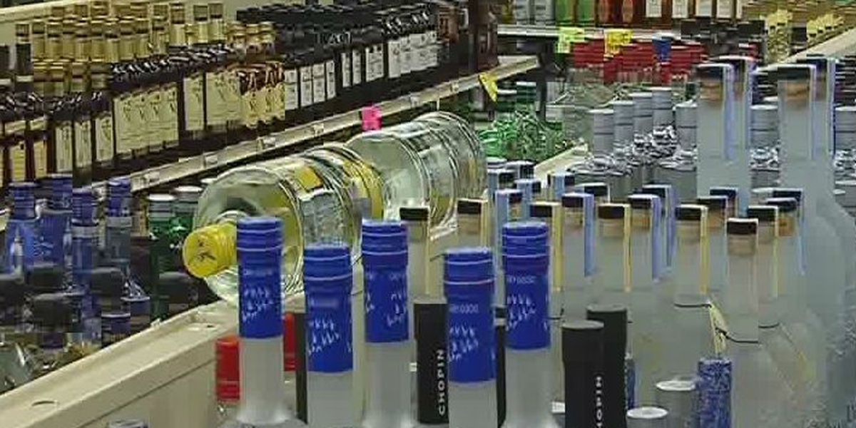 BARGAIN BOOZE: NC residents drive to Myrtle Beach for cheaper liquor