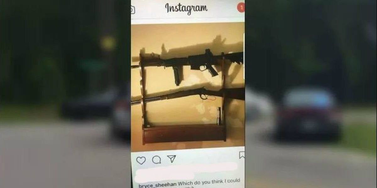 Sheriff's office: Mother of Pender student alerted deputies about son's Instagram post before lockdowns