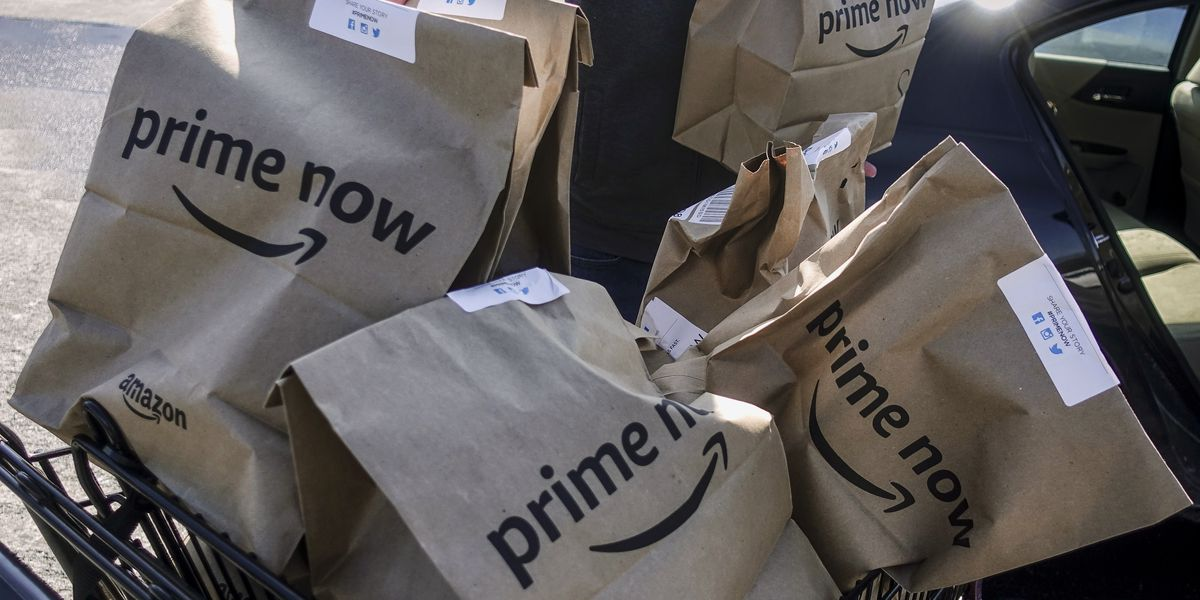 Prime Now offers Whole Foods delivery in Wilmington