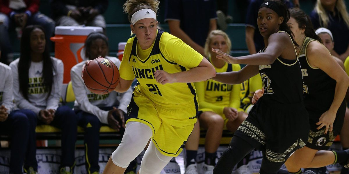 Start time moved for Friday's UNCW women's basketball game