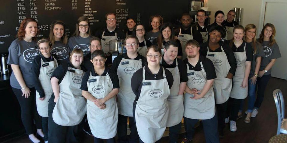 Wilmington coffee shop creates opportunity for individuals with disabilities