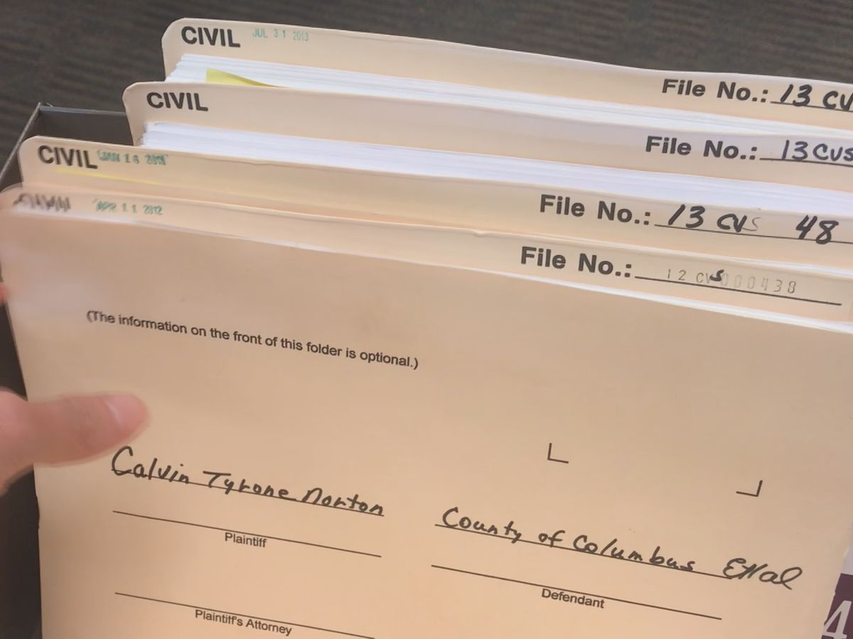 WECT Investigates: Judge's order blocks man from filing 'frivolous' lawsuits