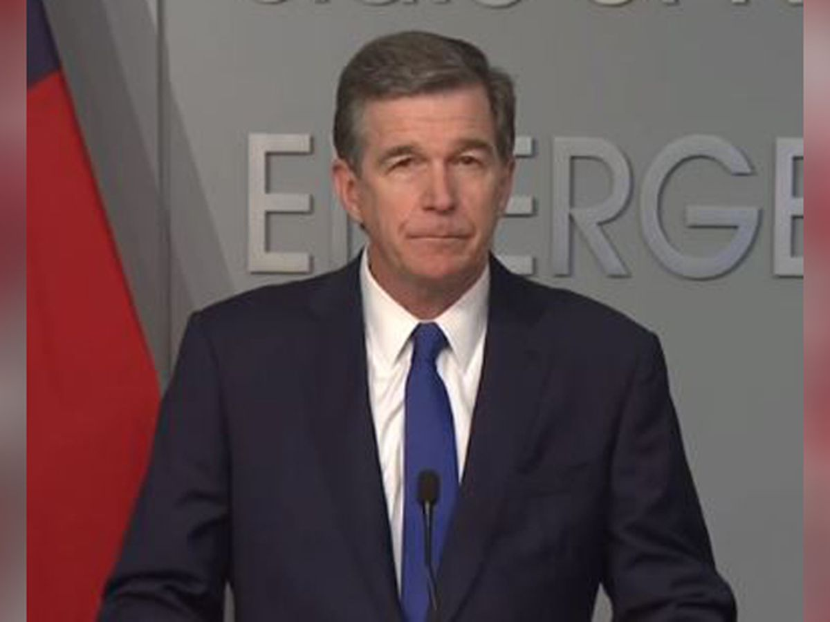 NC governor to make announcement Tuesday on school reopenings