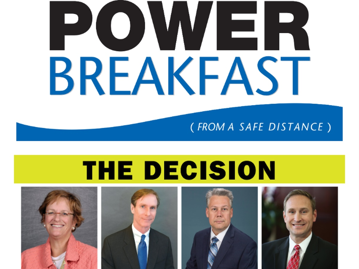 Local leaders discuss sale of hospital during Power Breakfast: The Decision