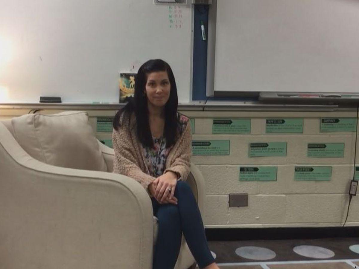 COMMUNITY CLASSROOM: Teacher wants comfy seats for her classroom