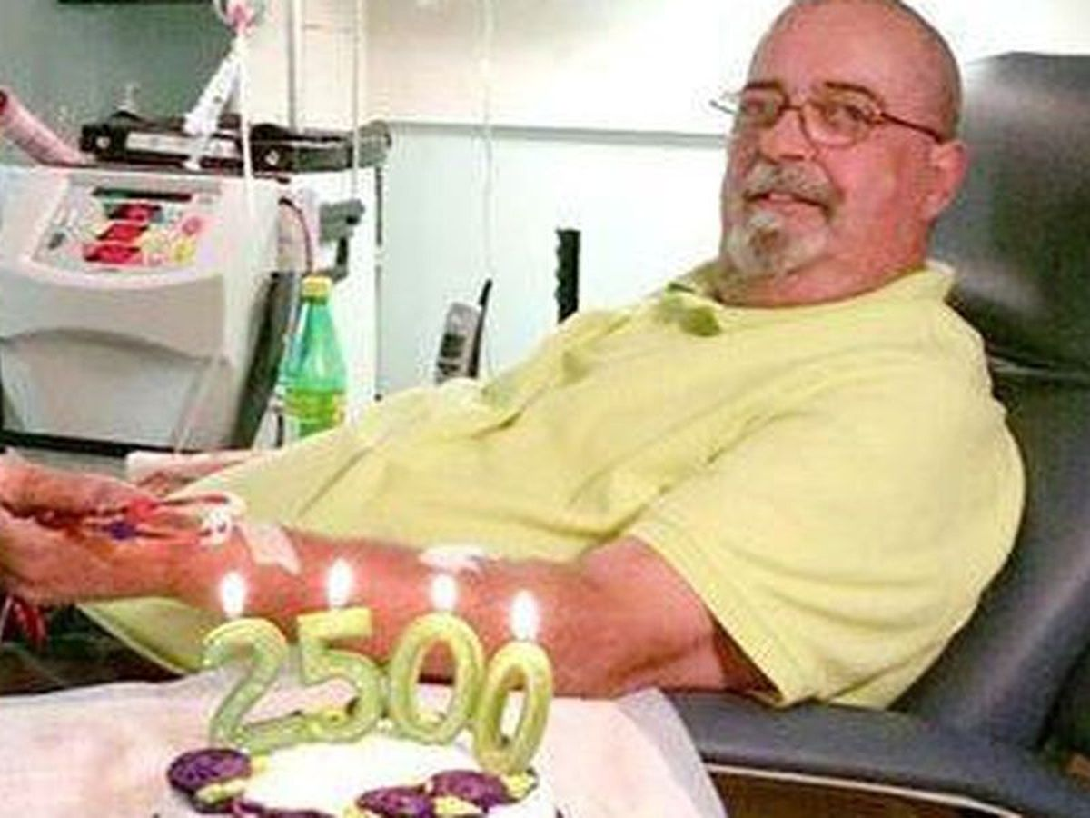 Bladen County man who underwent over 3,500 dialysis treatments dies