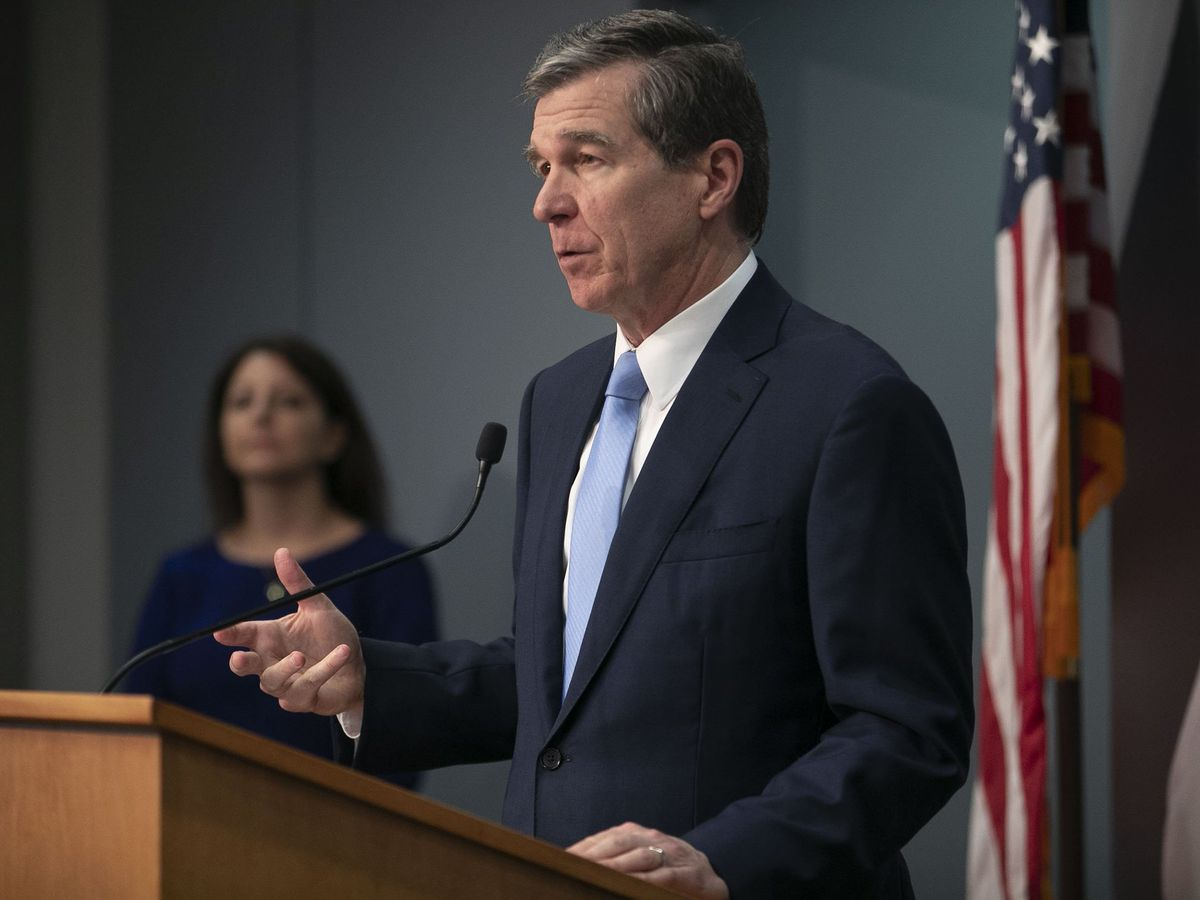 Media coalition sues Cooper, cabinet agencies for COVID-19 records