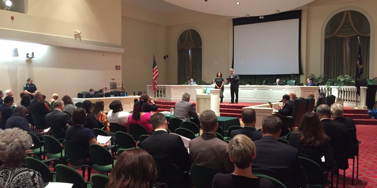 Residents take Wilmington City Council to task over post-Florence housing shortage