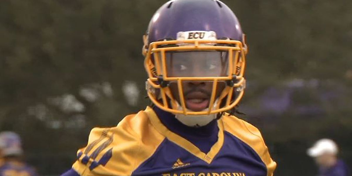 ECU's Trevon Brown ready for new role with Pirates