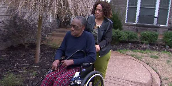 Veteran, wife claim TN homeowners association wouldn't let them install wheelchair ramps