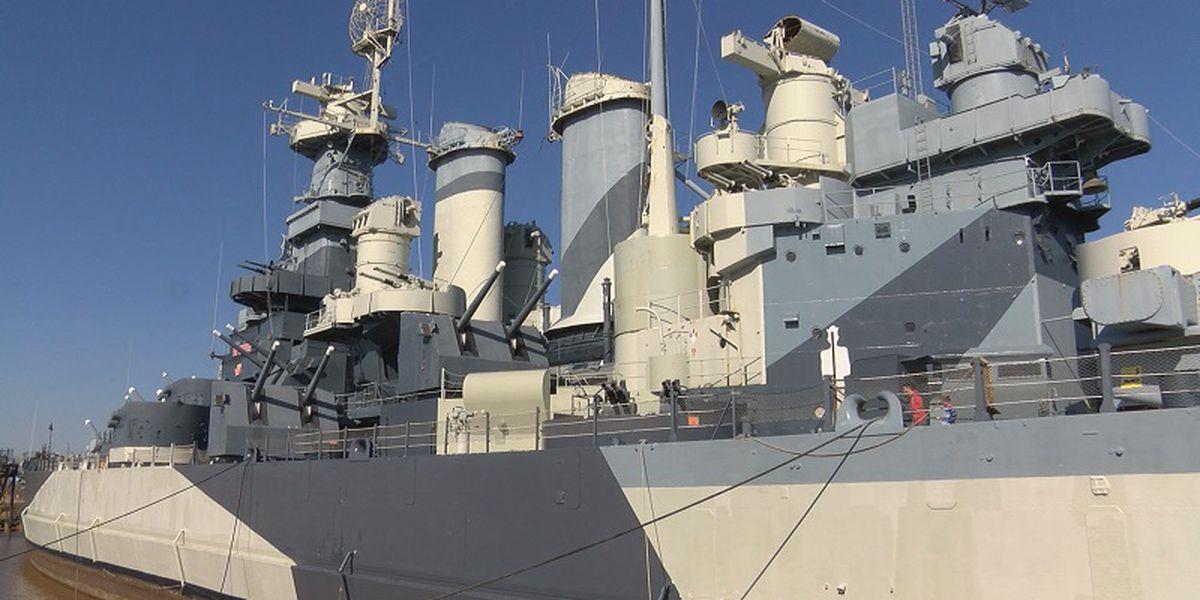 Cape Fear Comeback: The Battleship's visitors center planning new eco-friendly future