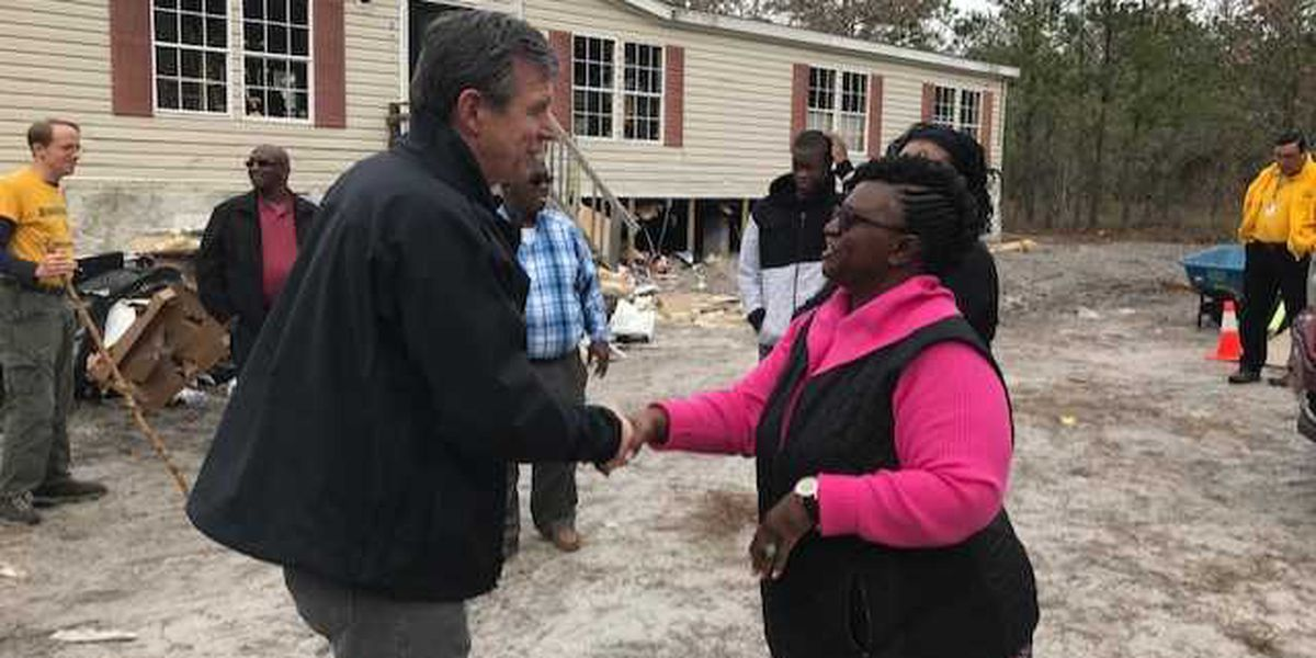 Governor Cooper to visit the region and survey damage from Hurricane Isaias