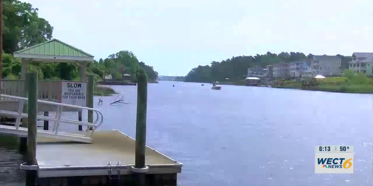 The wake from a passing boat caused the tragedy on Mother's Day