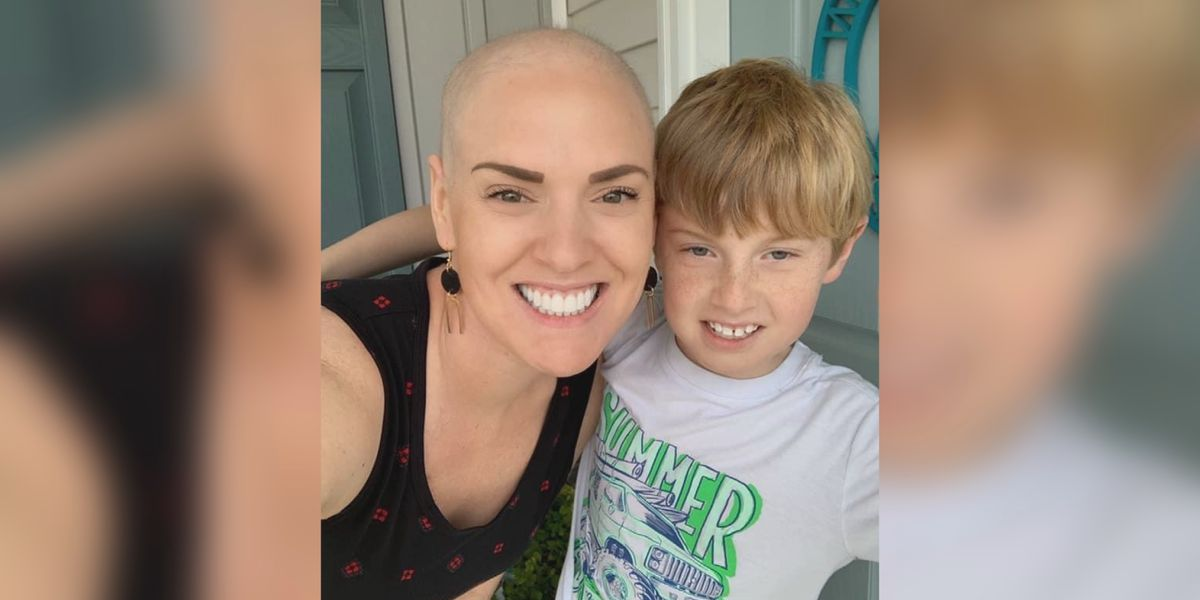 'Cancer doesn't take a back seat to COVID': Ovarian cancer patient urges community to follow social distancing guidelines