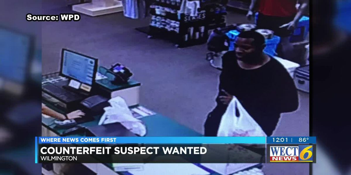 WPD looking for man accused of using counterfeit bills