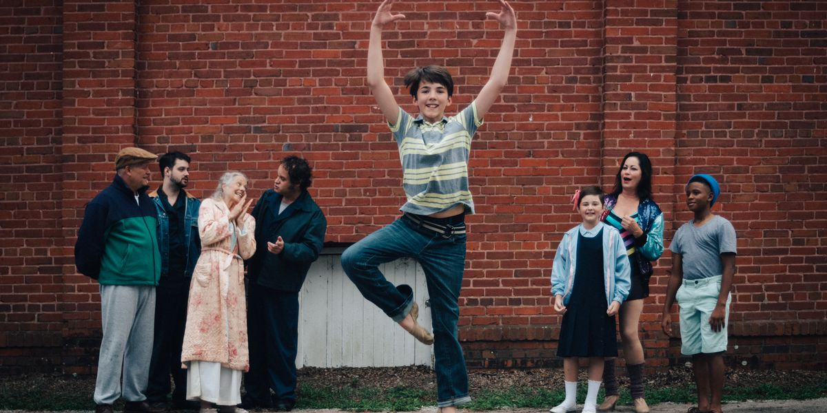 Young actor taps his way to a milestone in 'Billy Elliot'