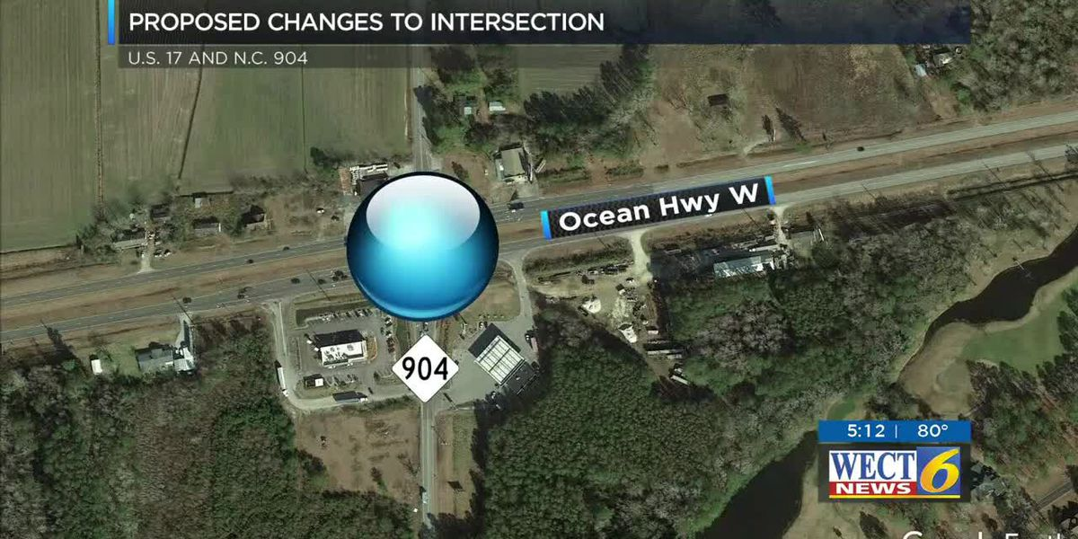 NCDOT to hold meeting on US 17-Hickman Road intersection