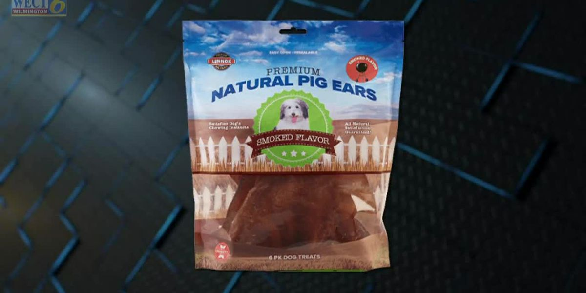 Young kids among 127 people infected with salmonella from dog treats