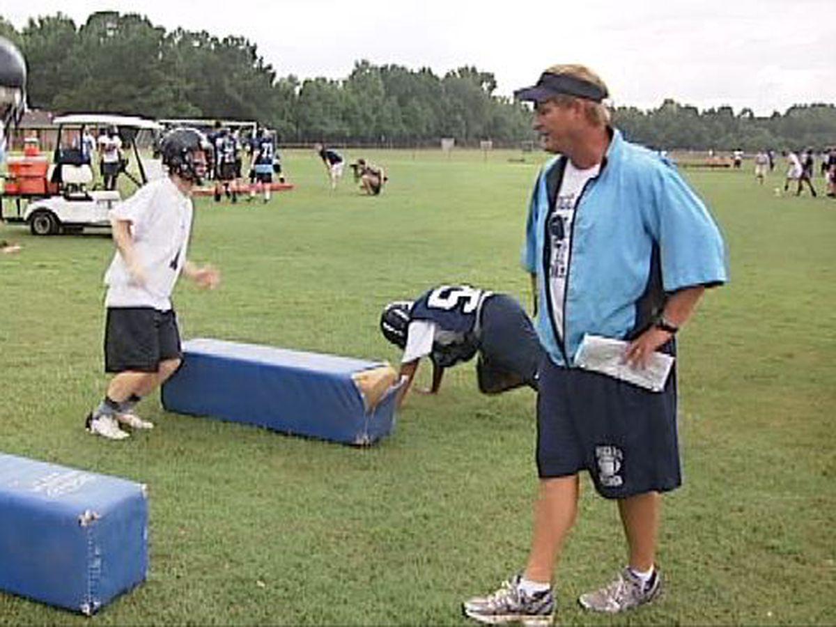 New Hanover High School hires Dylan Dimock as football coach