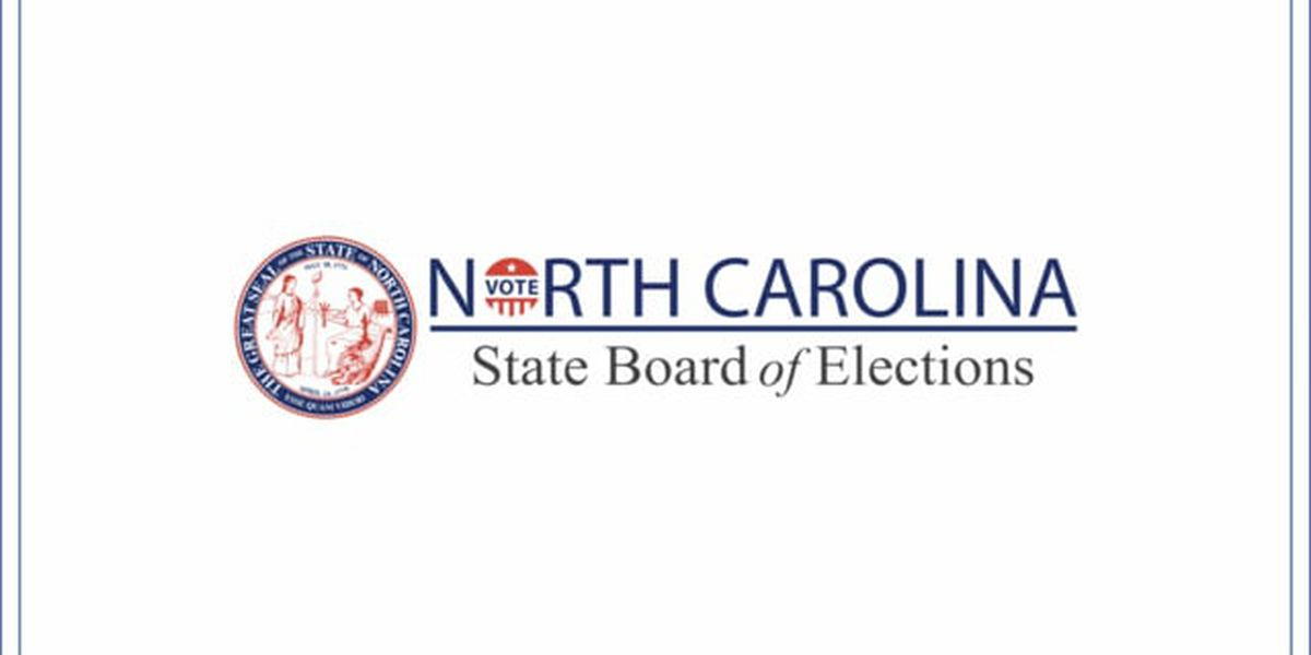 Chairman resigns from NC Board of Elections amid voter fraud investigation