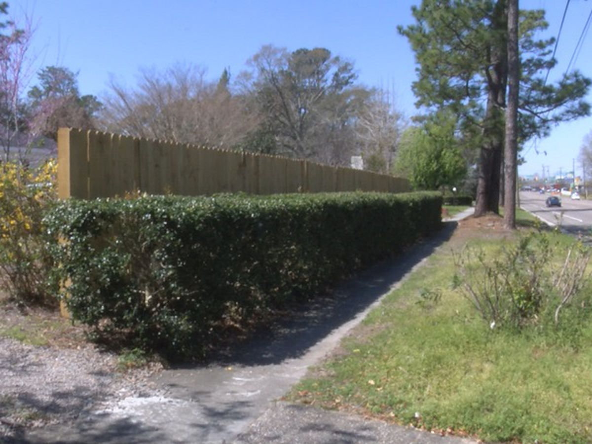 Wilmington woman gets citation for her 13-year-old fence