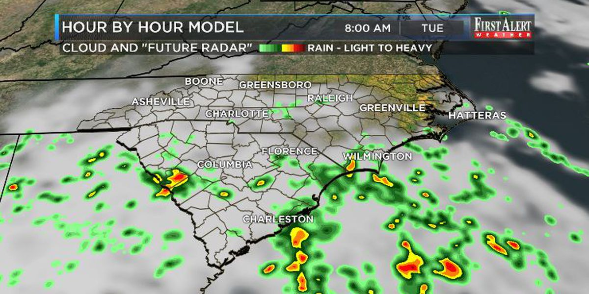 First Alert Forecast: heat to fade with more storms