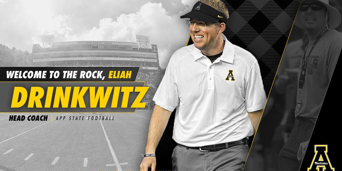 App State picks NC State's Drinkwitz as next head coach
