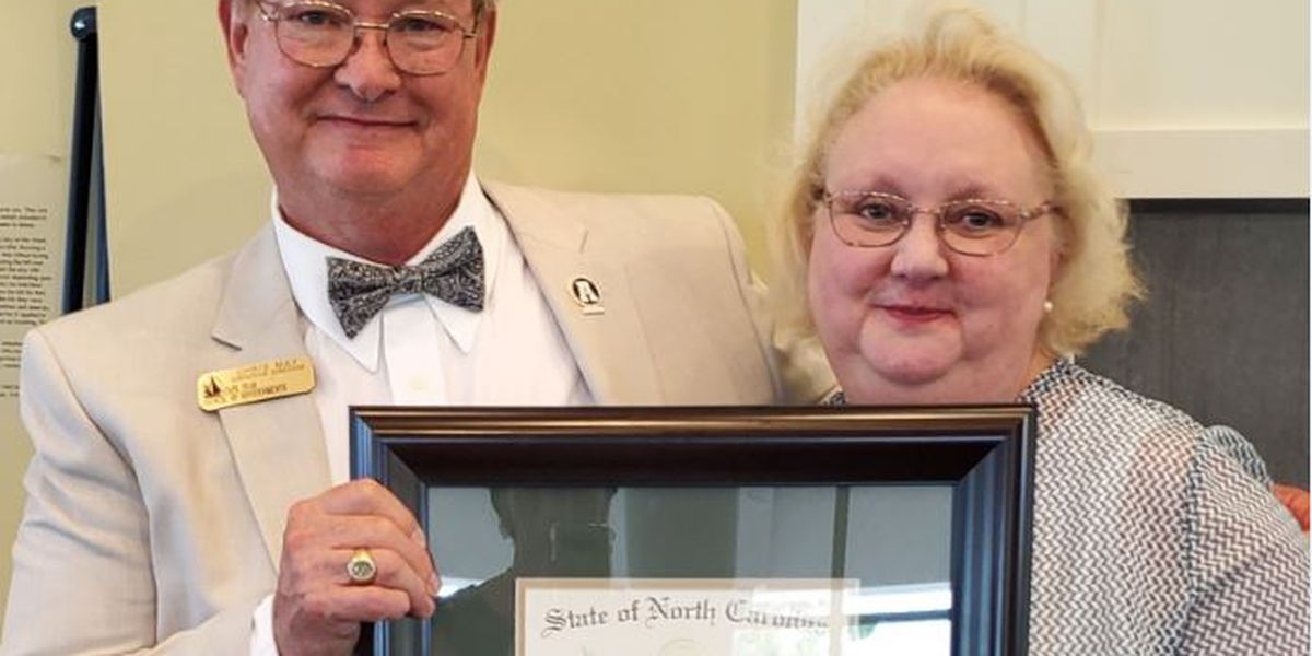 Cape Fear Council of Governments executive director awarded The Order of the Long Leaf Pine