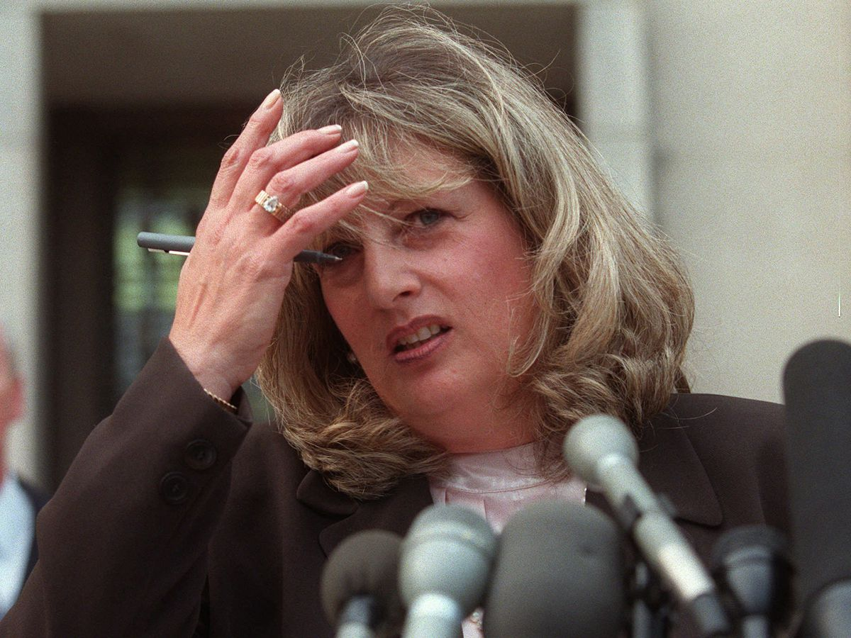 Linda Tripp, whose secret tapes helped impeach Clinton, dies at 70