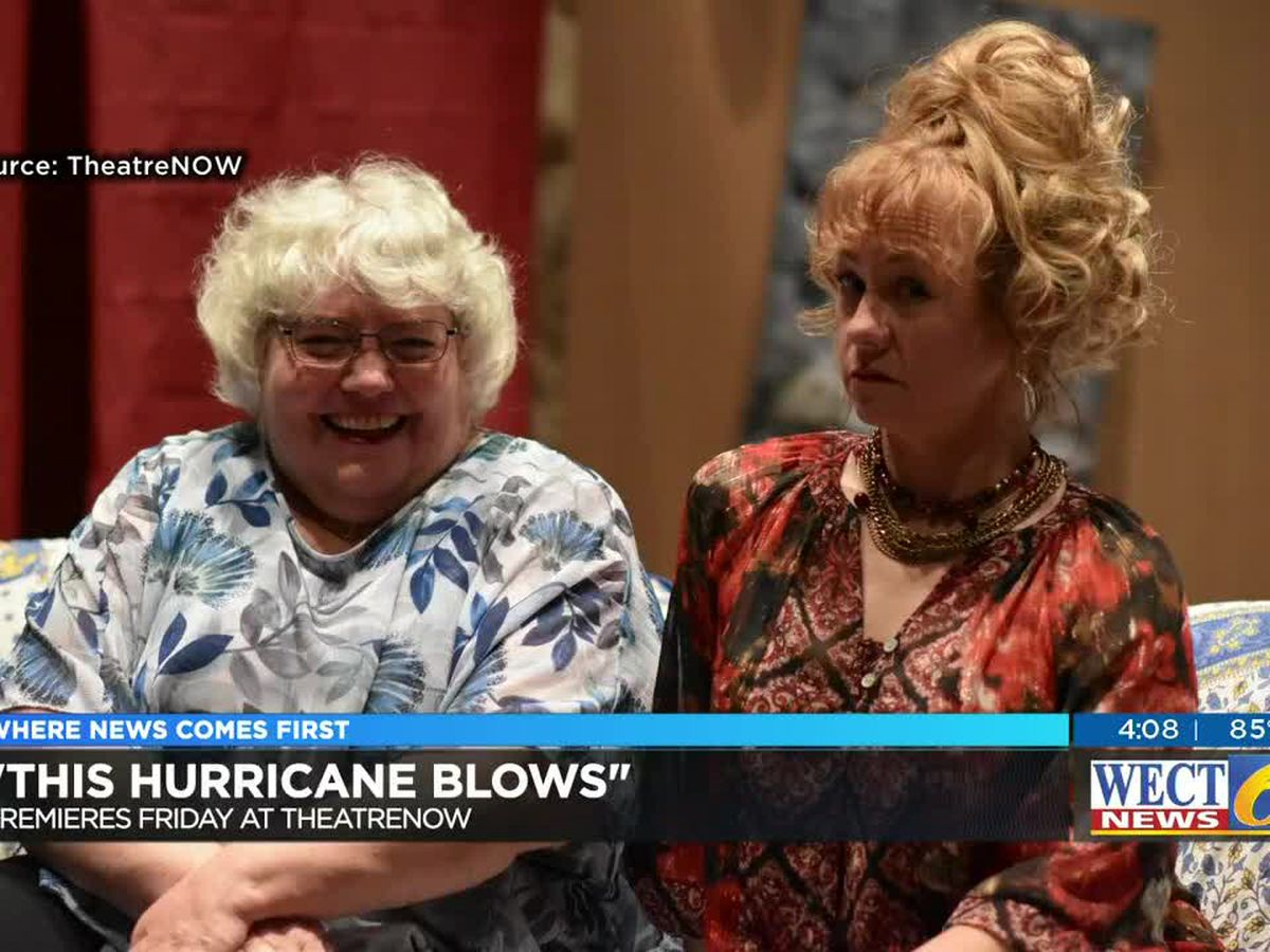 Laughter is the best medicine: 'This Hurricane Blows' follows neighbors stuck together during storm