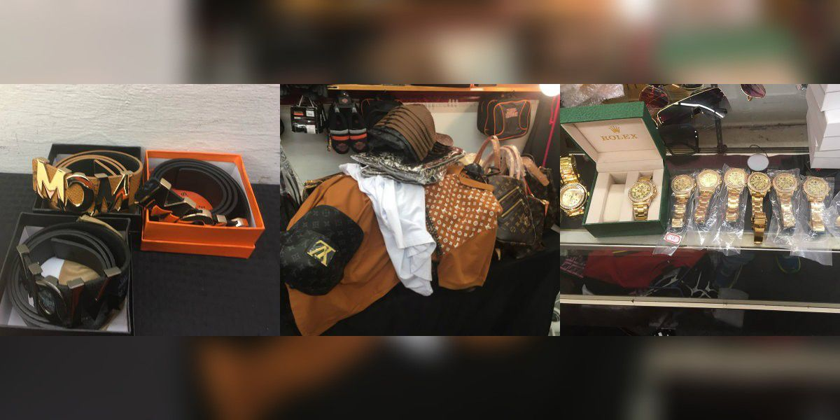 Days before Christmas, N.C. task force seizes $800,000 in counterfeit luxury goods