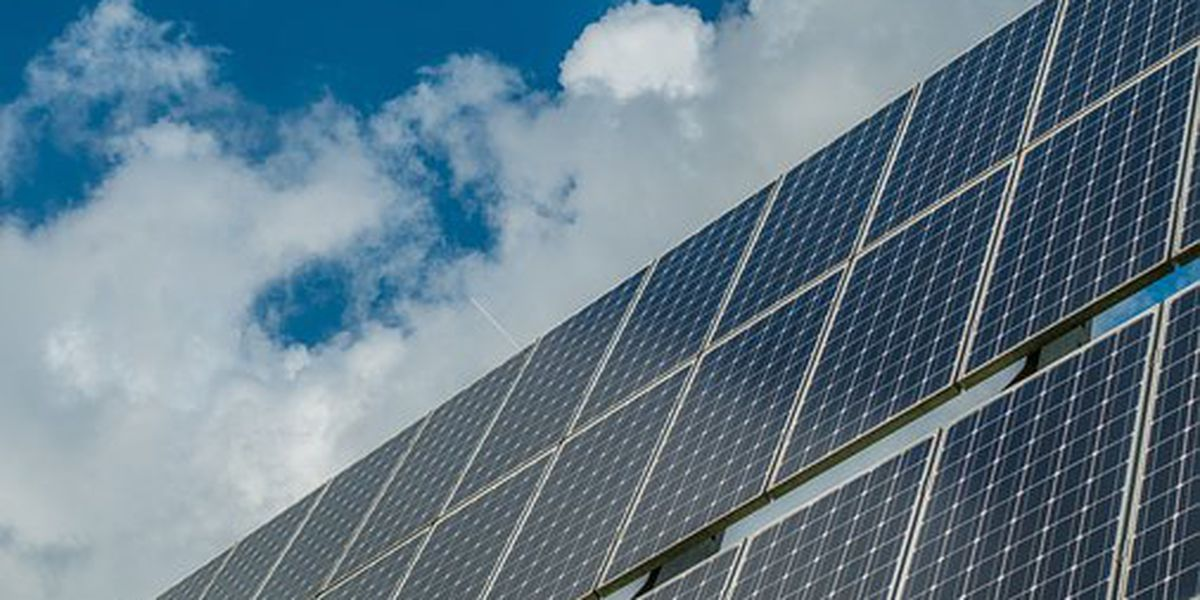 2 area schools awarded $10k each for solar panels