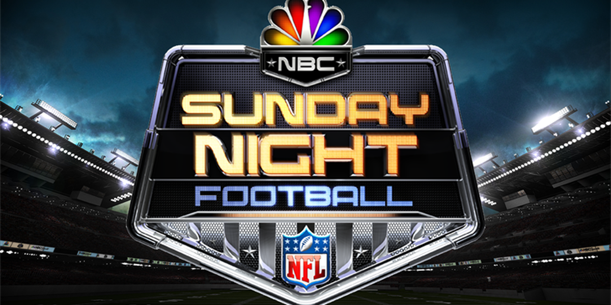 Live Online: Sunday Night Football