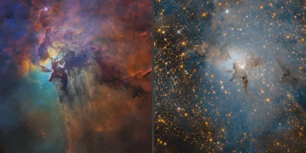 28 years later: Hubble telescope reveals new images from deep space