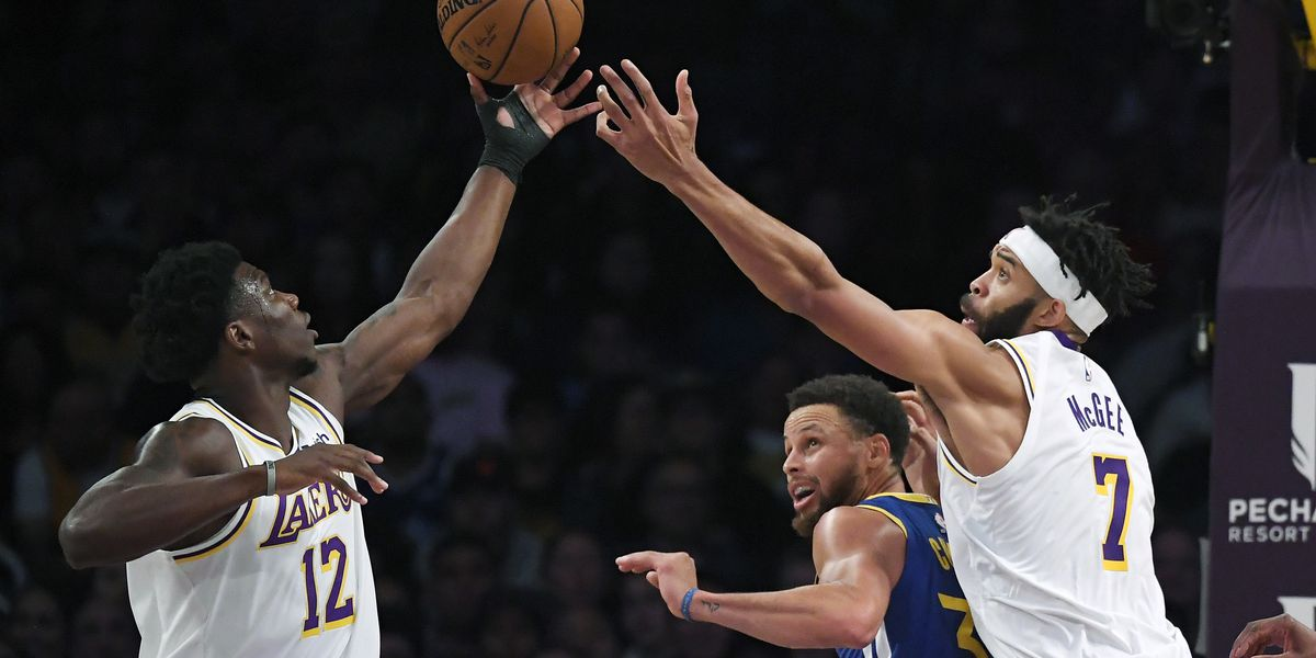 Devontae Cacok shines in Lakers win over Warriors