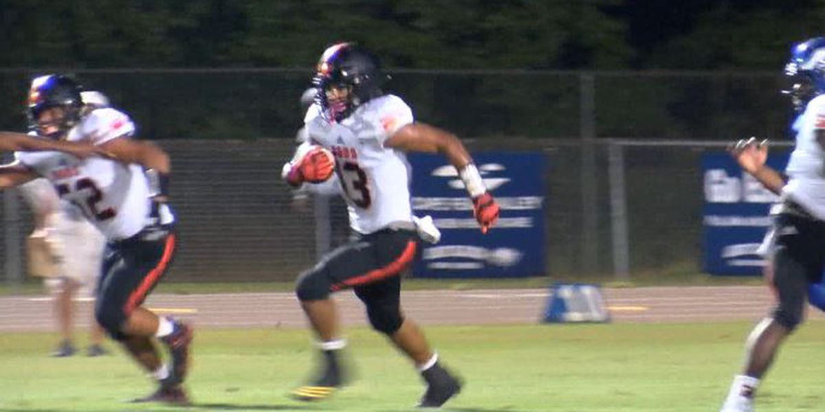 Wallace-Rose Hill's Cameren Dalrymple named WECT Athlete of the Week