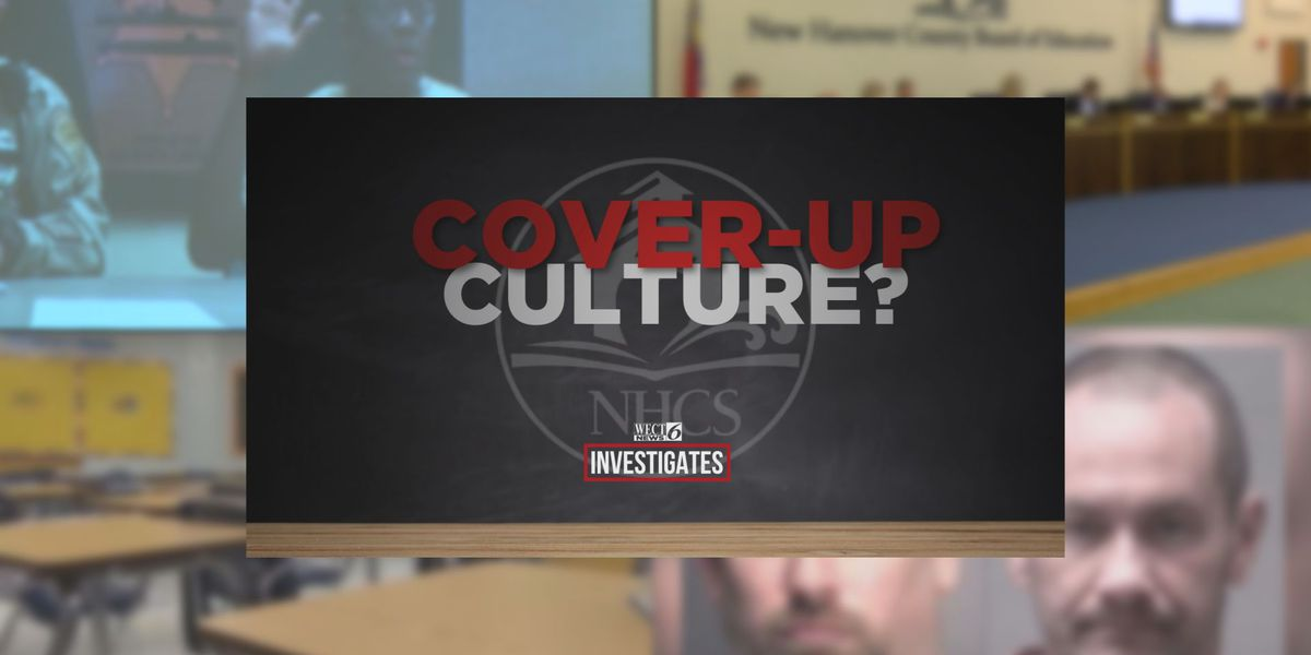 Part Four: Cover-Up Culture? WECT Investigates how the embattled NHCS system can move forward and heal from decades of abuse