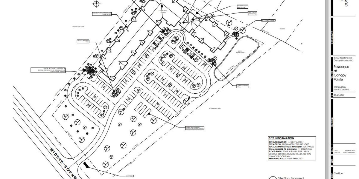 Community meeting set for tonight for proposed senior-living apartments on Middle Sound Loop Road