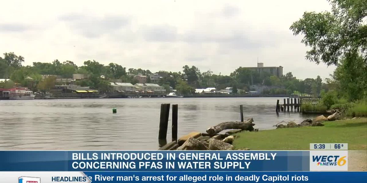Update on bills filed recently by lawmakers to ban PFAS in NC
