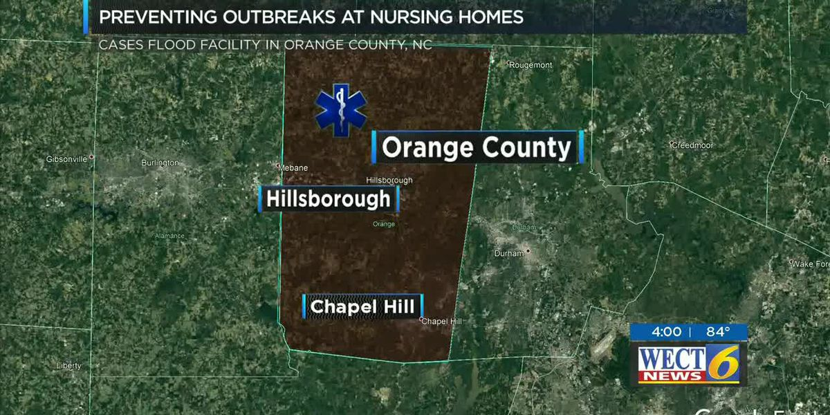 NC gives new guidance to group living facilities in wake of coronavirus outbreaks