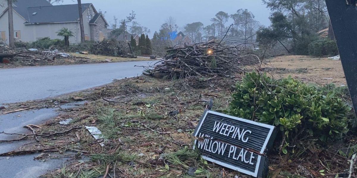 """Trauma is trauma:"" Mental health advocates work with tornado victims"
