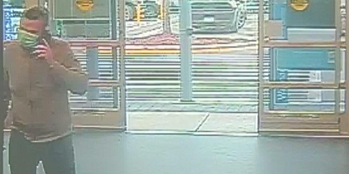 Sherffi's office asks for public's help in larceny case