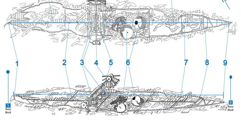 Highway 6: Exploring the sunken blockade runner Condor