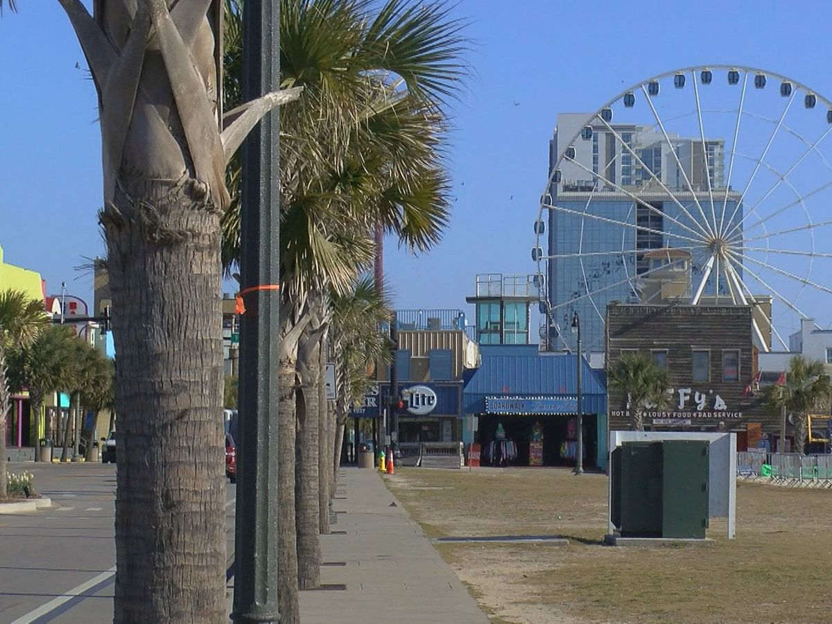 Myrtle Beach City Council declares each weekend through Sept. 6 as 'extraordinary events'