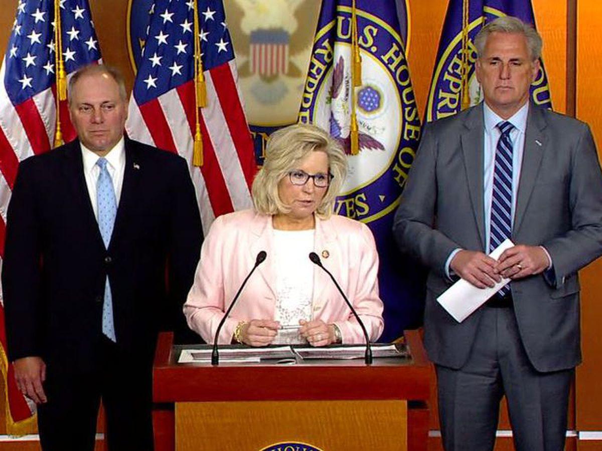 Trump critic Cheney cautions Jan. 6 riot could happen again